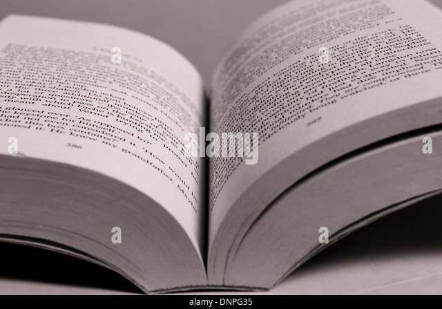 Black N White Book Cover : Black book cover white background stock photos