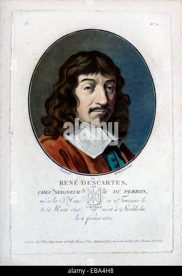 the life of rene descartes a french philosopher and scientist Cogito ergo sum: the life of rené descartes, by  players and events in the philosopher's life,  , i think descartes was enough of a scientist that he would.
