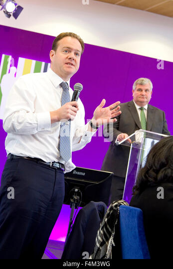 FILE PICS: Odney, Cookham, Berkshire, UK. March 2015. New Waitrose Managing Director Rob Collins, with Mark Price - Stock Image