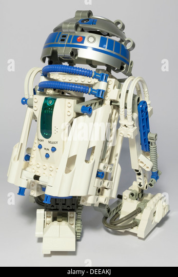 Star wars lego stock photos star wars lego stock images alamy - Lego starwars r2d2 ...