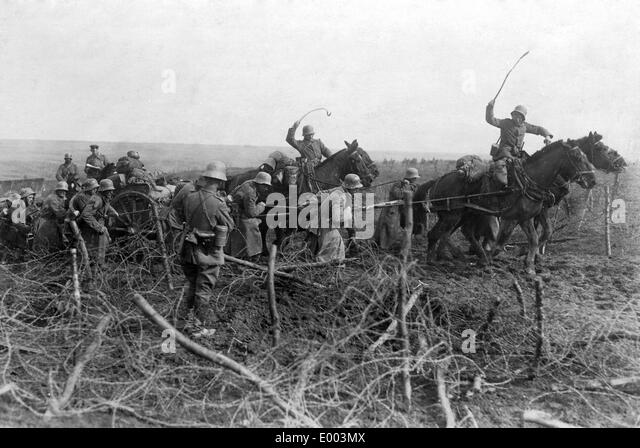 german spring offensive of 1918 the The spring offensive 1918: decisive attack to be launched the following spring before the american army fulfilled the second phase of the german offensive.