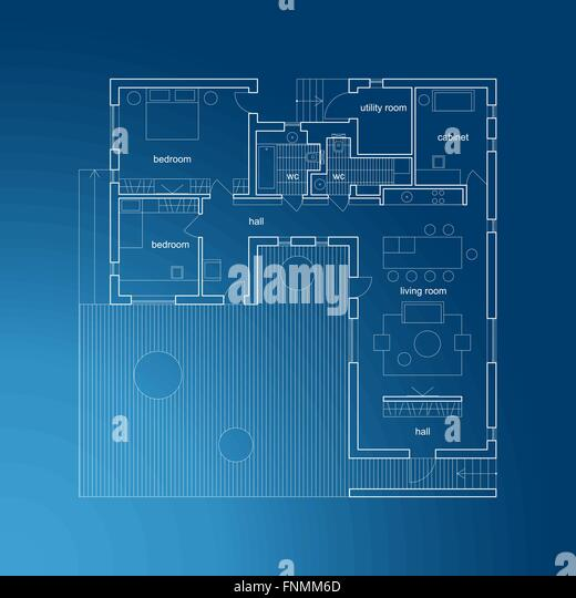 Architectural Floor Plan Stock Photos Amp Architectural