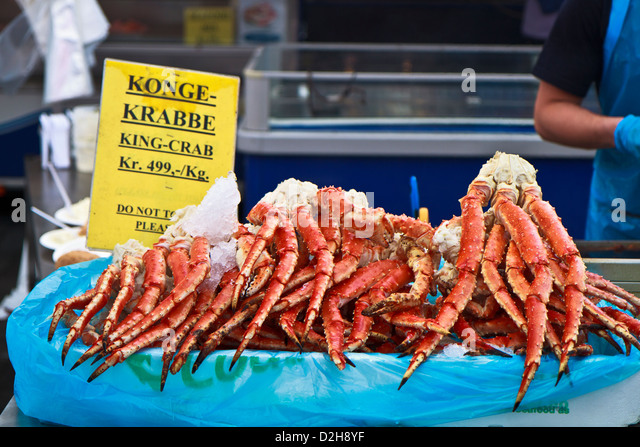 King crab norway stock photos king crab norway stock for Kings fish market