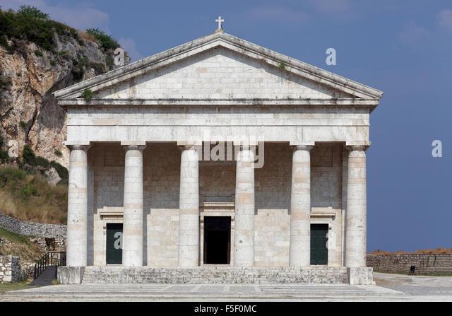 Church Of Agios Georgios Stock Photos & Church Of Agios ...