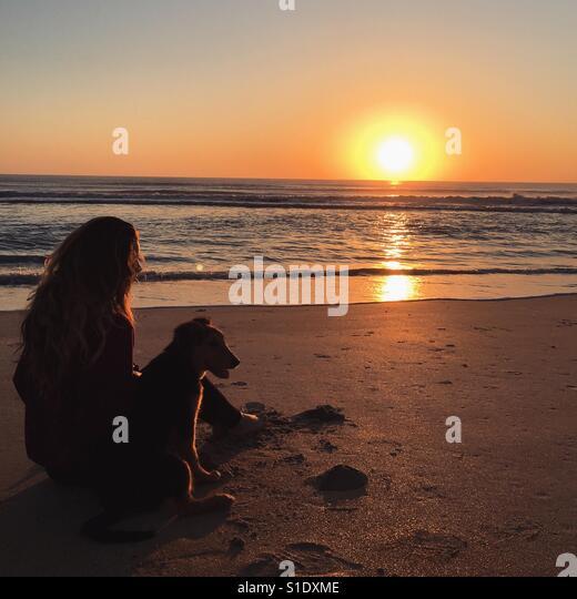 Girls best friend - Stock-Bilder