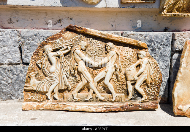 Greek relief stock photos images alamy