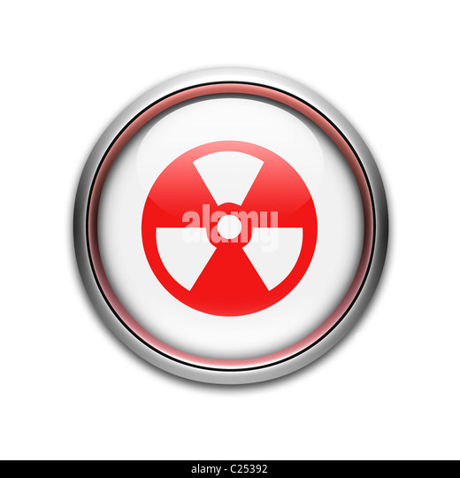 Japan radioactive - nuclear catastrophe - Stock Image