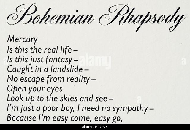 Karaoke Bohemian Rhapsody - Video with Lyrics - Queen