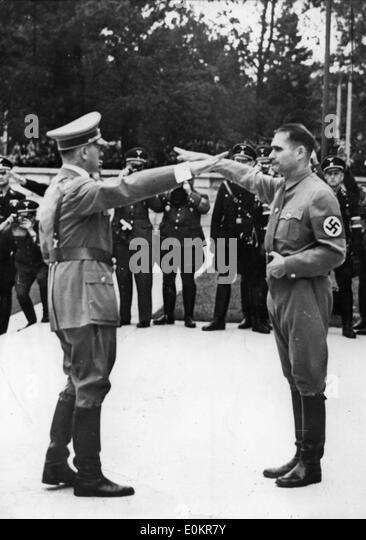 Rudolf Hess Stock Photos Amp Rudolf Hess Stock Images Alamy