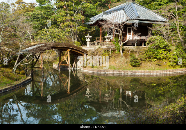 Katsura rikyu stock photos katsura rikyu stock images for Garden and its importance