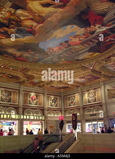 Las Vegas Venetian Hotel and Casino - Stock Image
