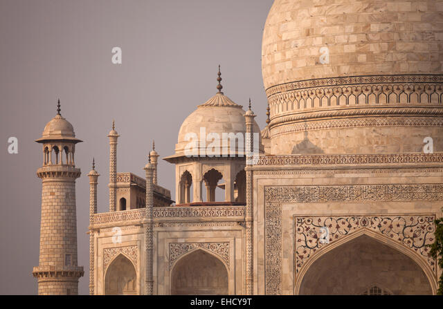 Taj Mahal  in Agra, Uttar Pradesh, Indien, Asien     Taj Mahal  in Agra, Uttar Pradesh, India, Asia - Stock-Bilder