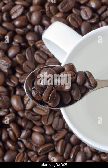 kaffee loffel stock photos kaffee loffel stock images alamy. Black Bedroom Furniture Sets. Home Design Ideas