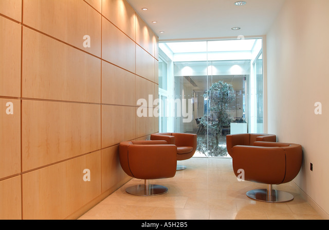 Commercial office atrium area stock photos commercial for Modern office area