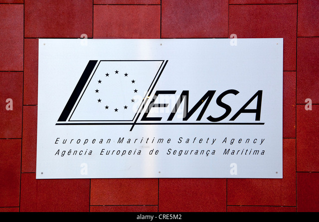 Administrative headquarters of the European Maritime Safety Agency, EMSA, an agency of the European Union, EU, Lisbon, - Stock Image