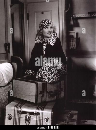 TWENTIETH CENTURY (1934) CAROLE LOMBARD HOWARD HAWKS (DIR) - Stock Image