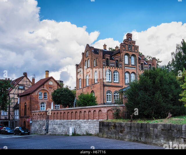 German homes stock photos german homes stock images alamy for Saxony homes