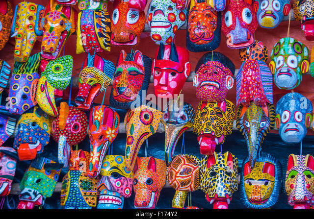 guatemala mask wooden stock photos amp guatemala mask wooden