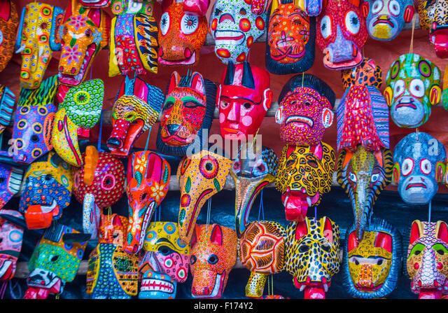 guatemala mask wooden stock photos amp guatemala mask wooden