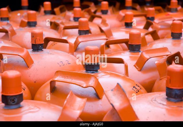 Gas Bottles Stock Photos & Gas Bottles Stock Images - Alamy