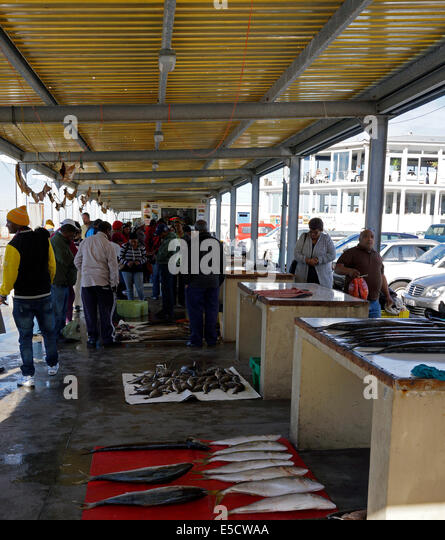 Kalkbay stock photos kalkbay stock images alamy for Nearest fresh fish market