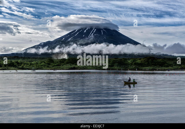 Mt Fuji - Stock Image