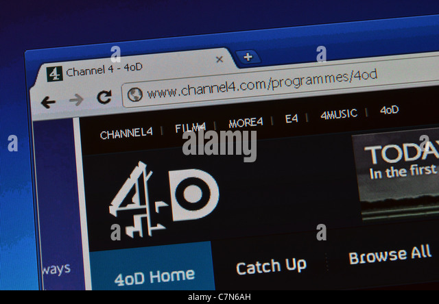 Channel 4 - 4OD Downloader - How to Download Video from Channel 4 - 4OD