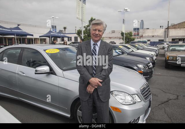 Ceo mercedes group stock photos ceo mercedes group stock for Mercedes benz downtown la motors