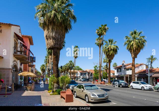 Mexican Restaurant Palm Springs Down Town