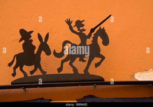 don quixote symbol of spain