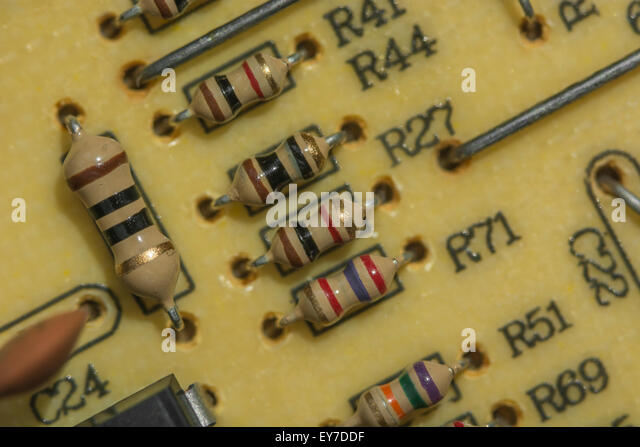 resistors stock photos   resistors stock images alamy Electronic Circuit Boards Parts Electronic Circuit Boards Parts