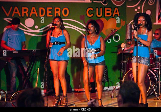 Varadero Matanzas Cuba - Stock Image