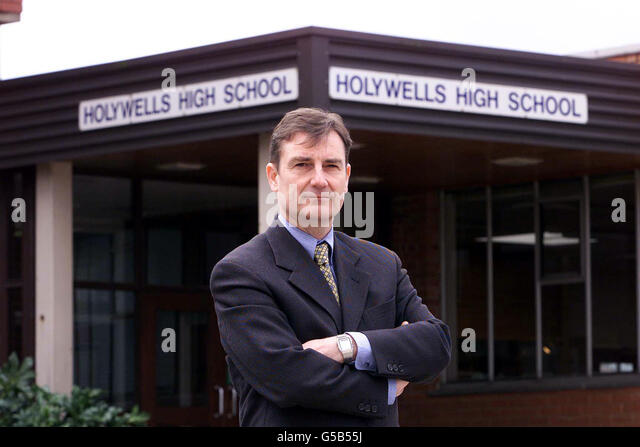 Staff Shortages Holywells School - Stock Image