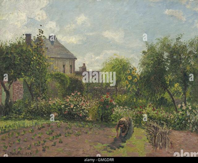 Landscape Garden Painting Stock Photos Landscape Garden Painting Stock Images Alamy