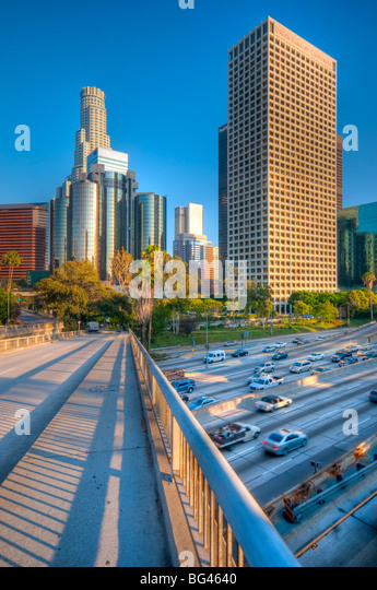USA, California, Los Angeles, Downtown - Stock-Bilder