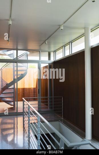 Building interior - Stock Image