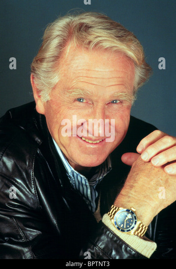 LLOYD BRIDGES ACTOR (1980) - Stock Image