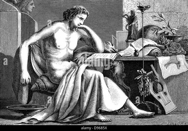 Analysis of aristotles aim of man