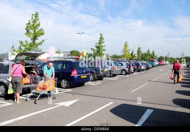 Sainsbury S Car Park Chesham