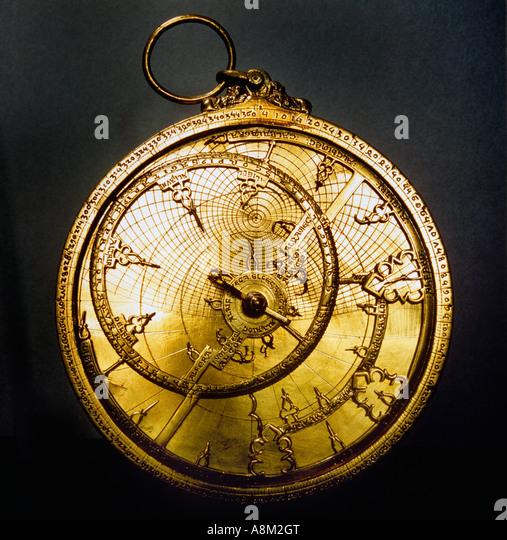 Astrolabe - Stock Image
