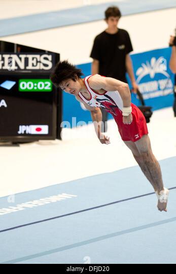 2013 world championships gymnastics live meet