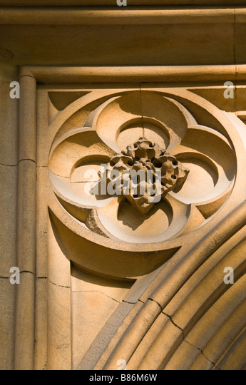 Architectural detail, Lincoln's Inn, London, UK - Stock Image