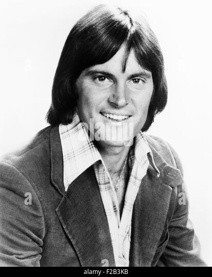 Bruce Jenner, former Olympic Champion and Co-host of NBC-T.V.'s 'America Alive!'. January 1979. - (CSU - Stock Image