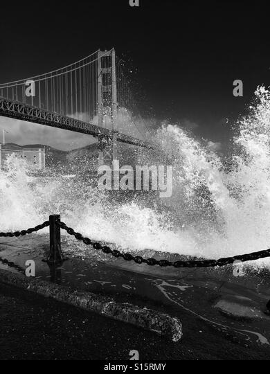 Golden Gate Bridge - Stock-Bilder