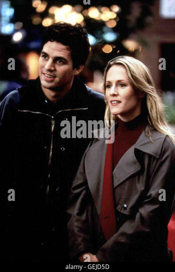 Mark Ruffalo, Mary Stuart Masterson *** Local Caption *** 1997, On The 2nd Day Of Christmas, Am Zweiten Weihnachtstag - Stock Image