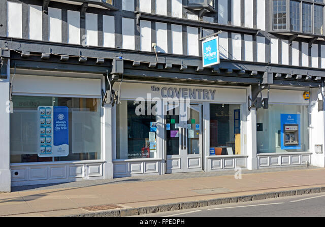 Coventry Building Society Cabot