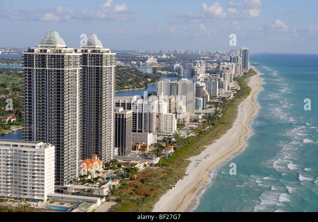 Distance From Sunny Isles Beach Florida To Miami Airport