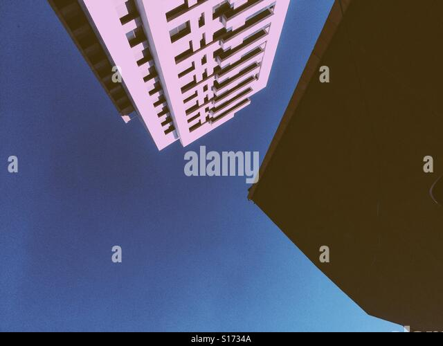 Beirut skyline - Stock Image