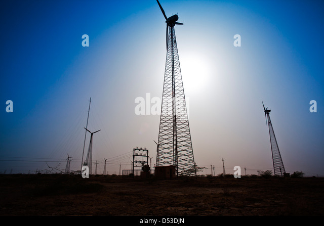 India Wind Power Stock Photos Amp India Wind Power Stock