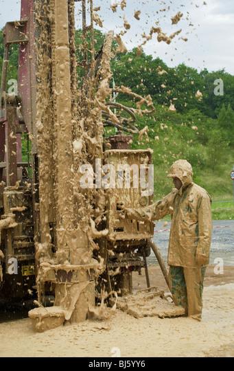 Foam Drilling Drinking Water